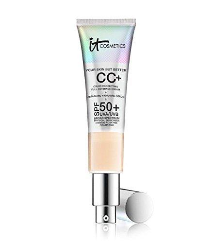 Your Skin But Better 訳あり商品 CC Cream with 1.08 SPF oz 国産品 50+ Fair
