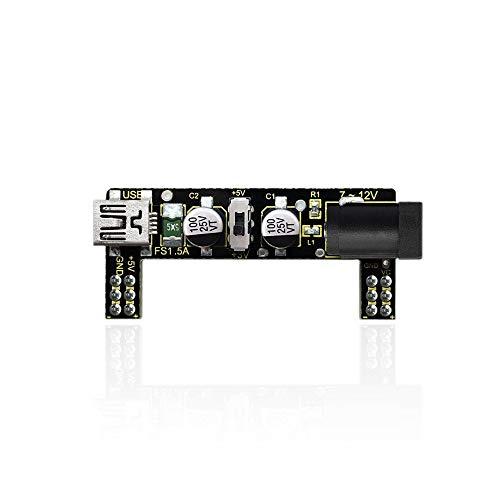 Keyestudio mb-102breadboard Power Supply 5V 3.3V USB uno KS0280