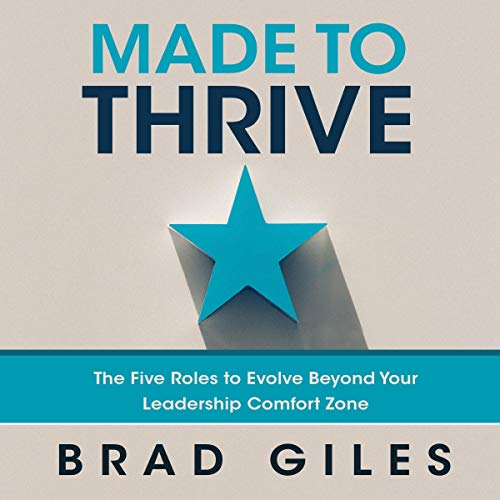 Made to Thrive Audiobook By Brad Giles cover art