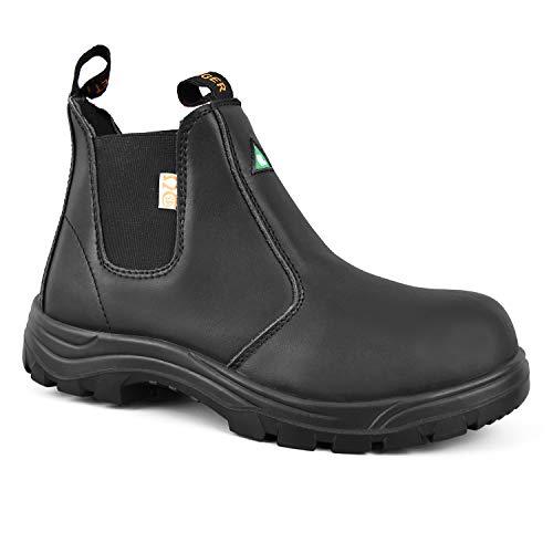 Tiger Men s Safety Boots Steel Toe CSA Lightweight