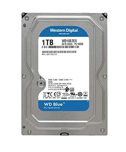Disque dur SATA III Western Digital WD Blue de 1To - 2