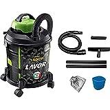 Lavor JOKER 1400 S Aspiratore Solidi e Liquidi, Capacità Vano Raccolta 20 l, Serbatoio in Metallo,...