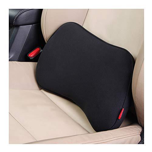 AQSG Lumbar Support Pillow Best Back Cushion Memory Foam Comfortable Ergonomic, Car Seat Office Chair Wheelchair