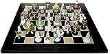 Asterix Schachspiel mit ca 10cm großen Metallfiguren, 250 limiti