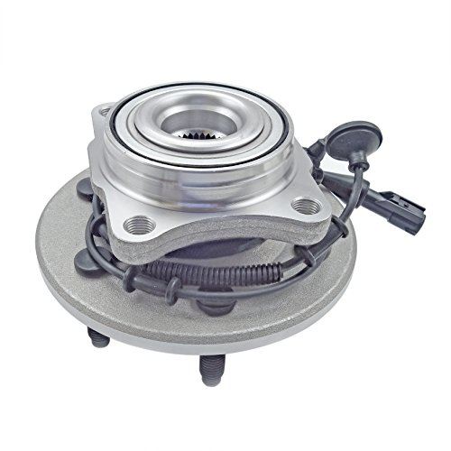 CRS NT541001 New Wheel Bearing Hub Assembly, Rear Driver (Left)/ Passenger (Right), fits for 2003-2006 Ford Expedition,4WD/ AWD/RWD, Lincoln Navigator,4WD/ RWD