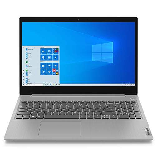 Lenovo IdeaPad 3i 15IIL05 Ordinateur Portable 15.6'' FHD Gris platine (Intel Core i5, RAM 8Go, SSD 512Go, Intel UHD Graphics, Windows 10) - Clavier AZERTY (français)