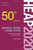 HEAP 2020: University Degree Course Offers