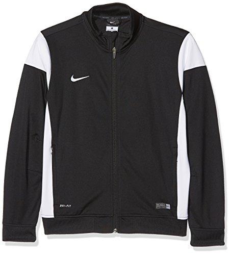 NIKE Jacket Academy14 SDLN Knit Chaqueta, Unisex, Multicolor-Blanco/Negro, Extra-Small