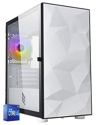 PC Gaming AGM Intel i5-10400F fino a 4.30 ghz/RAM 16Gb / Nvidia Gt 1030 2Gb / Ssd 480Gb - Hard disk 1Tb / Decima Generazione/windows 10 pro
