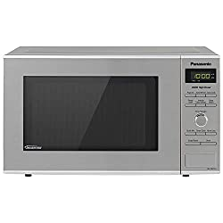 Panasonic NN-SD372S Countertop Microwave with Inverter Technology 0.8 Cu. Ft. 950W Stainless