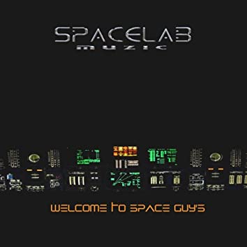 Welcome to space guys