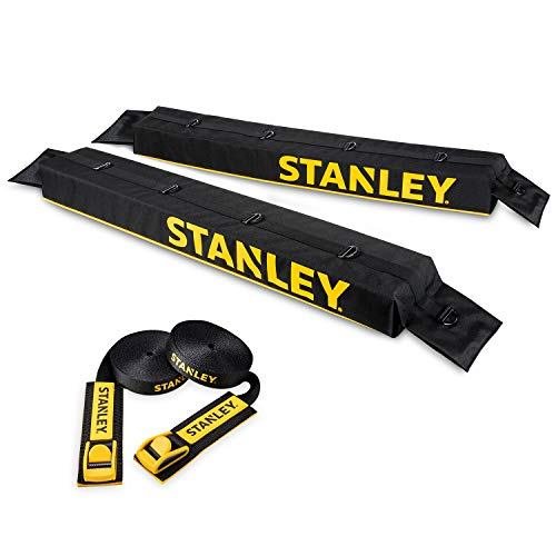 Stanley Universal Car Roof Rack Pad & Luggage Carrier System...