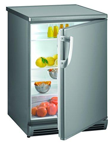 Gorenje R 6093 AX Kühlschrank / A+++ / Höhe 85 cm / Kühlen: 156 L / silber lackiert / Unterbaufähig