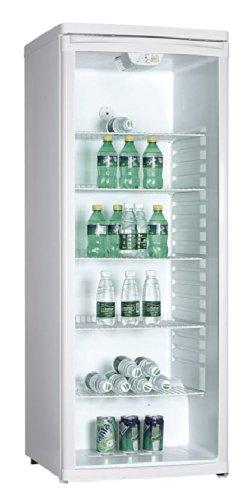 PKM GKS250 Flaschenkühlschrank/B / 208.05 kWh/Jahr/automatische Abtauung/weiß