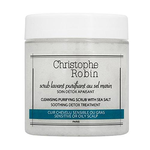 Christophe Robin Reinigungspeeling mit Meersalz, 75 ml