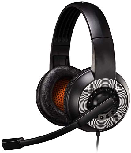 FHW Headset Computer Notebook Professional Game Voice Headset Cable Mobile Phone PS3 PS4 Headset koptelefoon