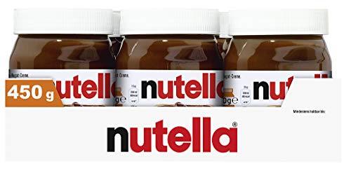 Nutella Nuss Nugat Creme, 5er Pack (5 x 450g)