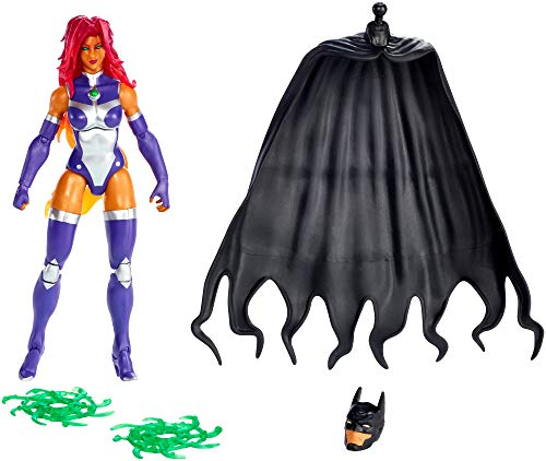 Mattel DC Comics Multiverse Starfire Action Figure