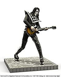 "KISS Limited Edition Collectible Statue - Hotter Than Hell ""The Spaceman"" Rock Iconz by KnuckleBonz, Officially Licensed by KISS, Includes CoA"