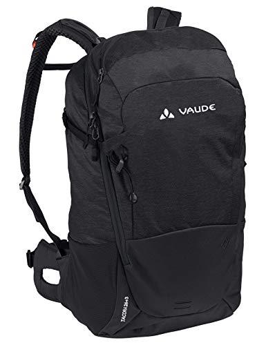 VAUDE Women's Tacora 26+3 Sac à Dos Polyvalent à Volume Extensible pour la randonnée et Le Quotidien Femme, Black