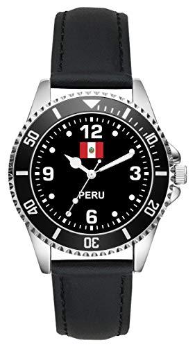 Reloj Peru Peruaner L-6330, Ideal para Regalo