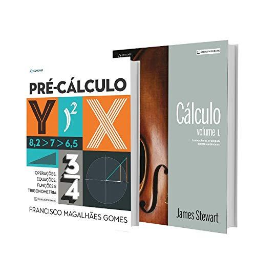 Pack Cálculo - Vol. I + Pré-Cálculo - Operações, Equações, Funções E Trigonometria