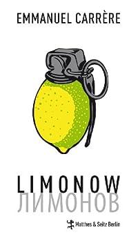 Limonow (German Edition) par [Emmanuel Carrère, Claudia Hamm]