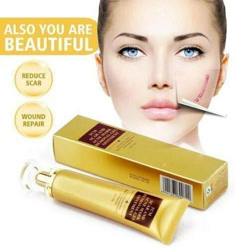 OADAA 30ml Crema de eliminación de Cicatrices Juvenil Gel de eliminación de Cicatrices para Las estrías del Cuerpo de la Cara