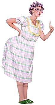 Forum Novelties Women s Aunt Gertie Humorous Costume Multi One Size