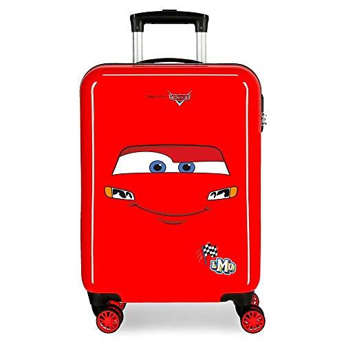 Disney Lightning McQueen Cabin Suitcase, 38 x 55 x 20 cm