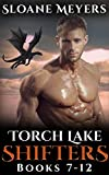 Torch Lake Shifters Part Two: Books 7-12...