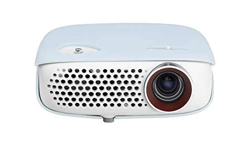 LG PW800G LED-projector (WXGA, contrast 100000:1, 1280 x 800 pixels, 800 ANSI lumen, HDMI, USB) wit