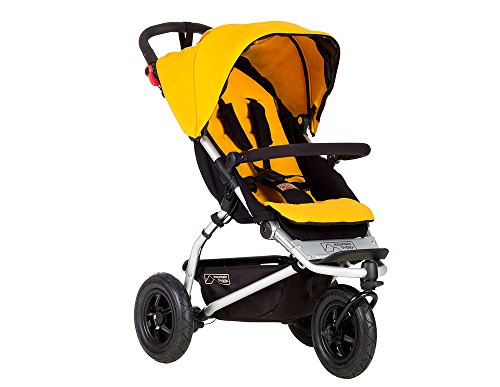 Poussette Mountain Buggy Swift 3.0 Gold Jaune