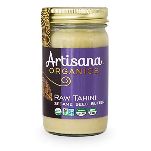 Artisana Organics, Raw Tahini Sesame Seed Butter