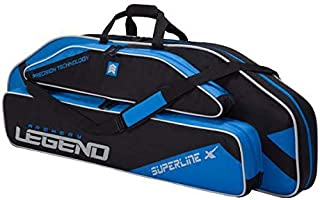 Legend Archery Superline Compound Bow Case - Backpack Shoulder with Straps - Inside Length 44