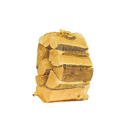 ASH Kiln Dried Hardwood Logs 30L Net. - 18% Moisture - Perfect Firewood for Log-Burners, Wood Burning Stoves, Open Fires, Pizza Ovens - Free Delivery