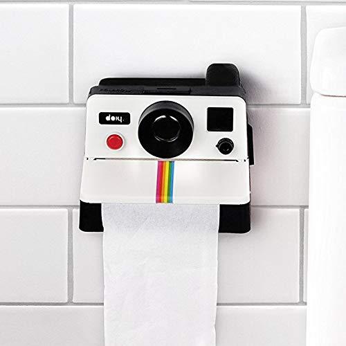Klopapierhalterung Neue Tissue Box Kreative Retro Polaroid Kameraform Inspirierte Tissue Boxen Toilettenpapier Papierhalter Box Badezimmer Retro Dekor
