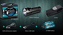Olight SR52UT Kit Intimidator review
