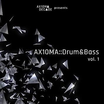AX10MA::Drum&Bass, Vol. 1