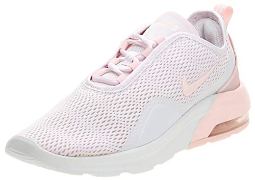 Nike Damen Air Max Motion 2 Leichtathletikschuhe, Mehrfarbig (Pale Pink/Washed Coral/Pale Ivory 000), 42.5 EU