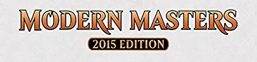 [Japanese version] Modern Masters 2015 edition Modern Masters 2015 Edition by Magic  the Gathering