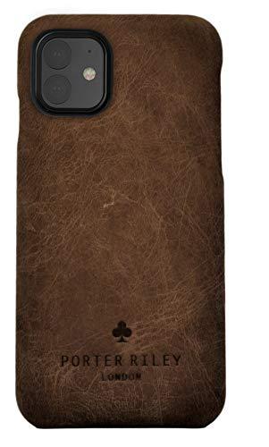 Porter Riley - Lederhülle für iPhone 12 Mini (5.4