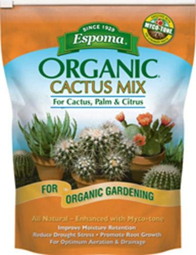 CA4 Organic Cactus Mix by Espoma