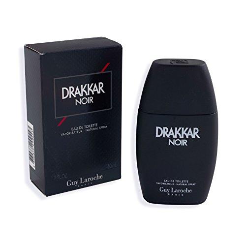 Perfume Guy Laroche Drakkar Noir Eau de Toilette Masculino 50ML