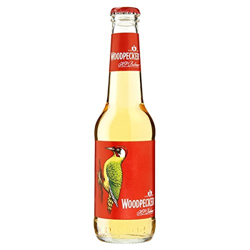 Woodpecker Sweet Apple Cider (24 x 275ml Bottles)