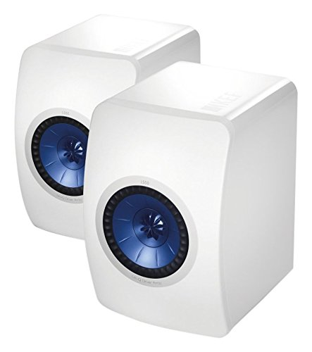 KEF LS50 Weiss Lautsprecher Paar, Hifi   Heimkino   Regallautsprecher   Boxen   Stereo   High End   2 Wege