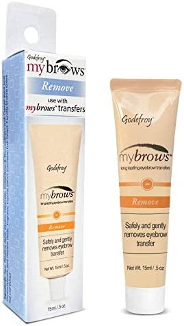 Godefroy Mybrows Temporary Tattoo Adhesive Removal Solution for Temporary Tattoos Eyebrow Transfers product image