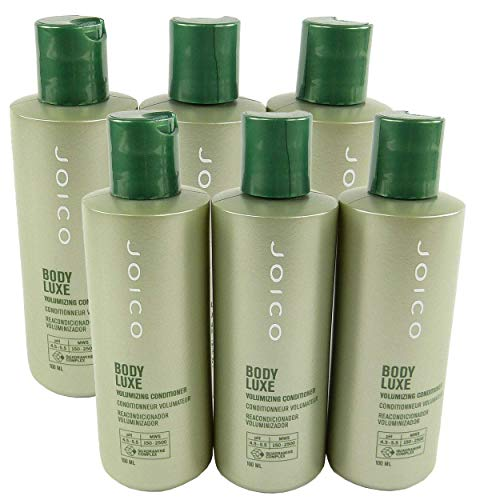 Joico Body Luxe Volumizing Conditioner Soin Des Cheveux Rincer Multipack 6x100ml