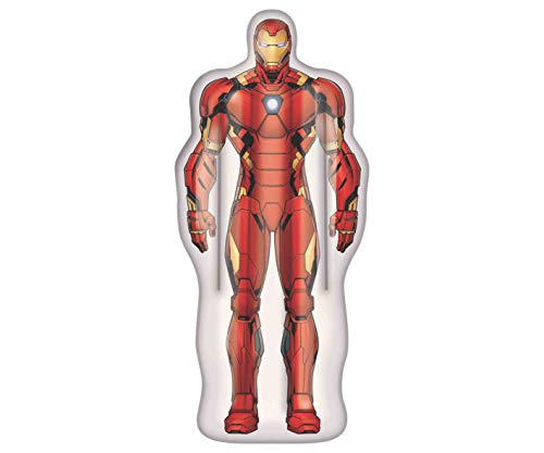 Happy People 16382 Marvel Iron Man Luftmatratze, Mehrgarbig