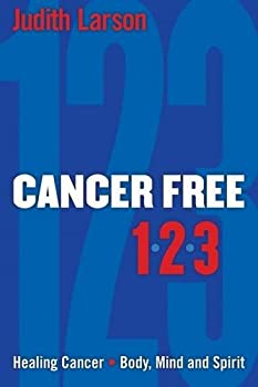Paperback Cancer Free: 1-2-3 Book